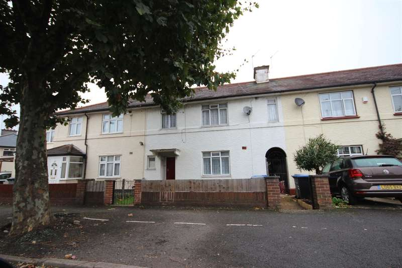 2 Bedrooms House for sale in Normans mead,nw10 0QA