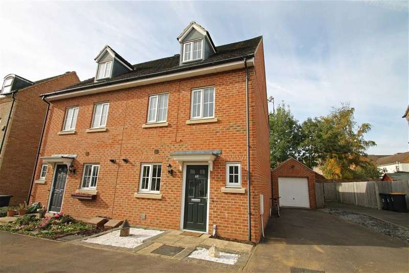 3 Bedrooms Property for sale in Appledore Road, Bedford