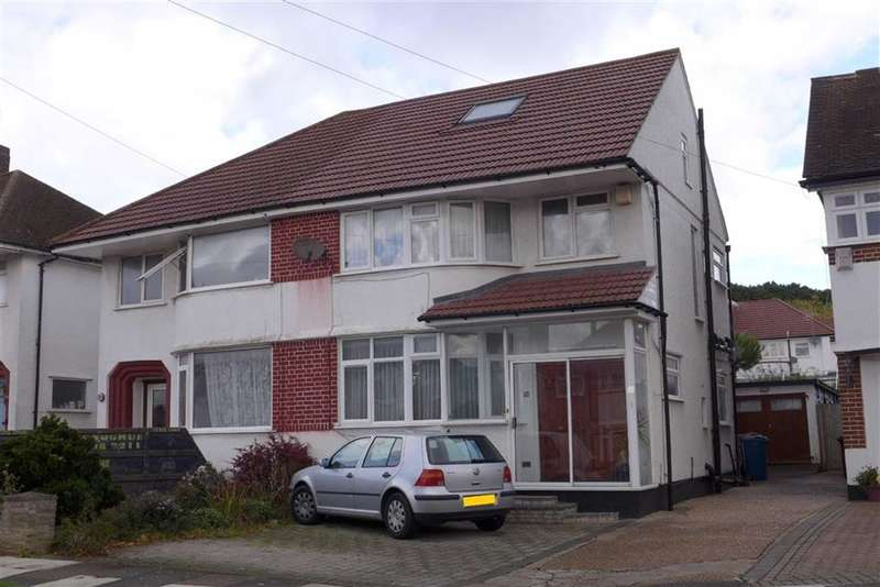 4 Bedrooms Property for sale in St Edmunds Drive, Stanmore, Middlesex