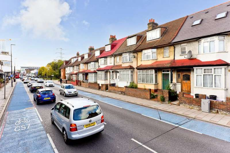 4 Bedrooms Terraced House for sale in High Street Colliers Wood, London SW19