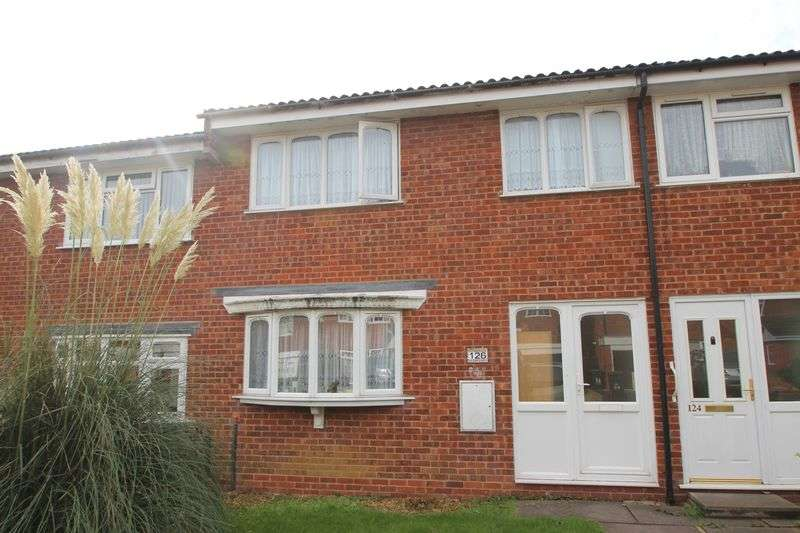 3 Bedrooms Terraced House for sale in Trevelyan Crescent, Stratford-Upon-Avon