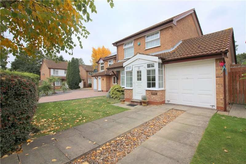 3 Bedrooms House for sale in The Campions, Borehamwood, Hertfordshire, WD6