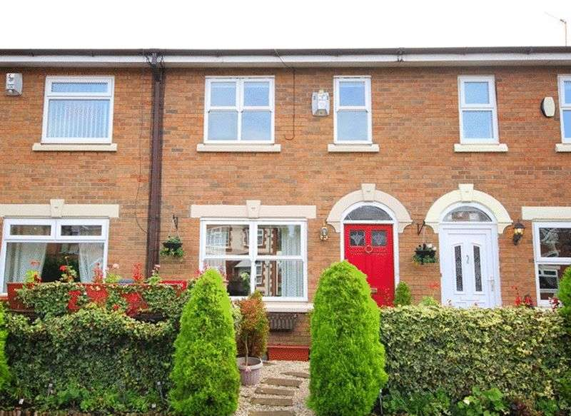 2 Bedrooms Terraced House for sale in Foxglove Avenue, Halewood, Liverpool, L26