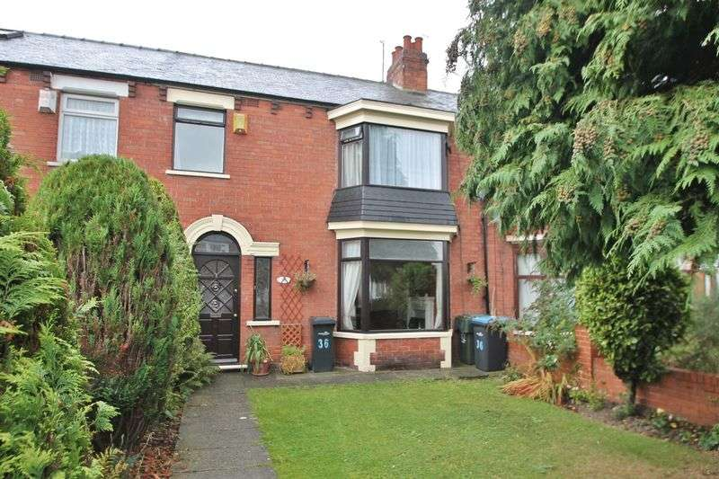 3 Bedrooms Terraced House for sale in Thornfield Road, Linthorpe