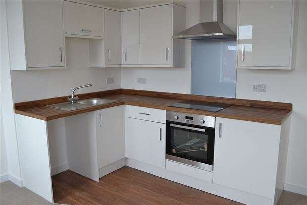 1 Bedroom Flat for sale in Flat 11, Ashbourne House, Fishponds Road, Bristol, BS5 6SH