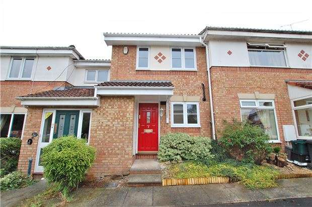 2 Bedrooms Terraced House for sale in Angels Ground, St. Annes Park, BRISTOL, BS4 4JA