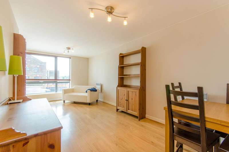 1 Bedroom Flat for sale in The Lock Building, Stratford, E15