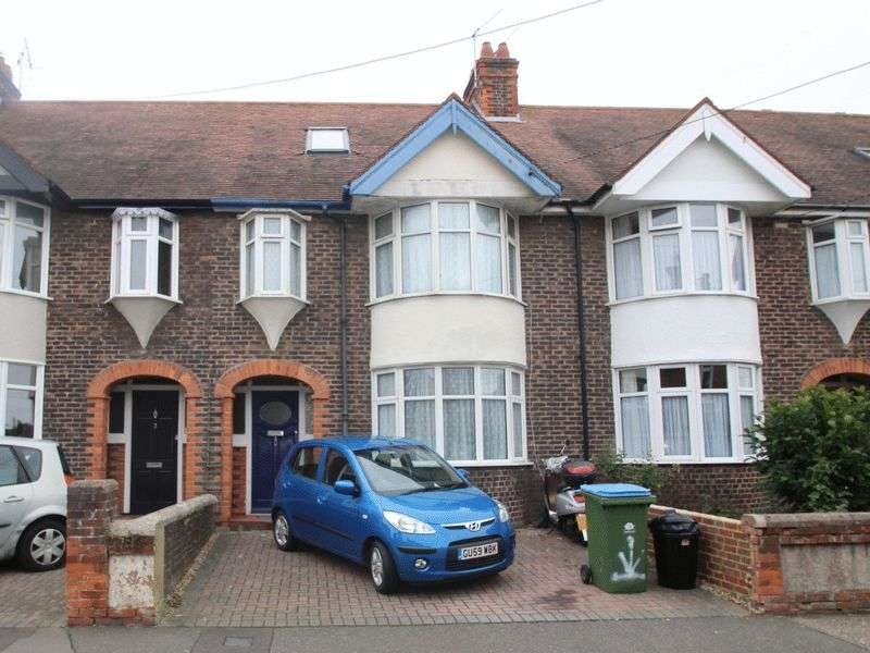4 Bedrooms Terraced House for sale in Maxwell Road, Littlehampton