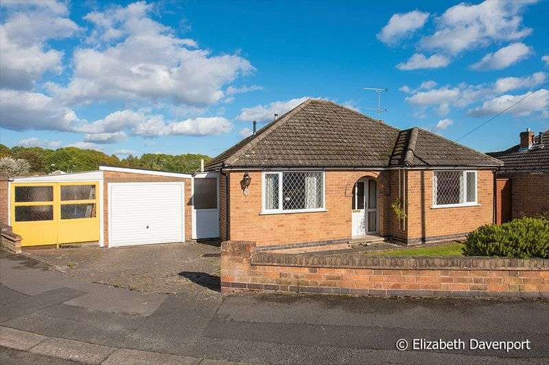 2 Bedrooms Detached Bungalow for sale in Wychwood Avenue, Finham, Coventry