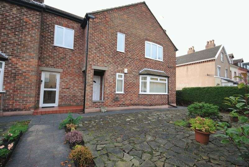 2 Bedrooms Flat for sale in Manor Road, Wallasey