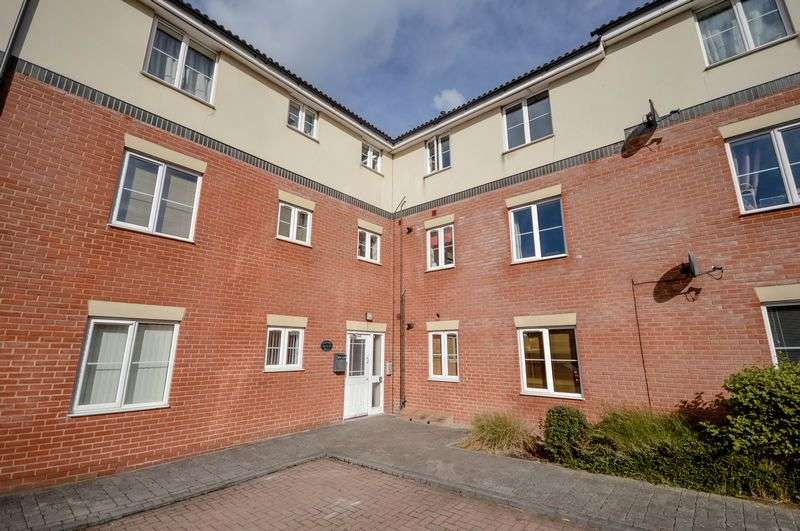 2 Bedrooms Flat for sale in Rodbourne