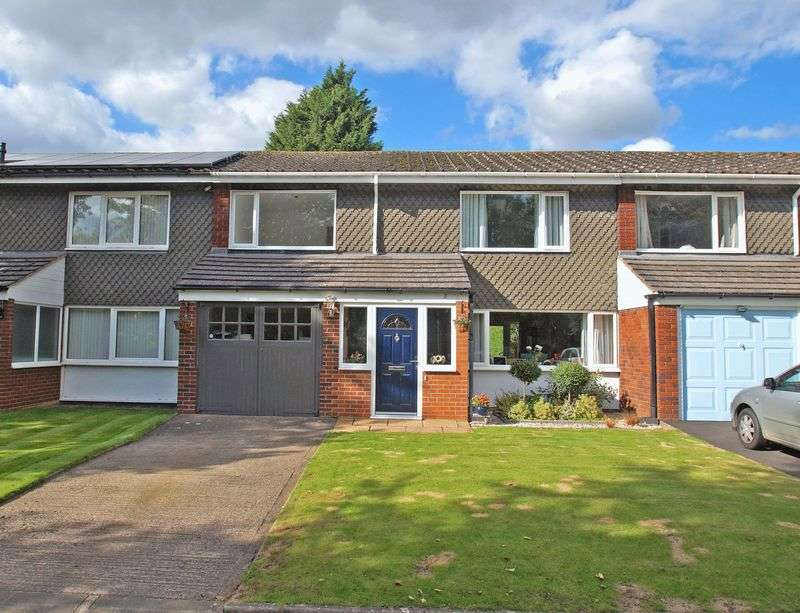 4 Bedrooms Terraced House for sale in Waterworks House, Sugarbrook Lane, Stoke Pound.