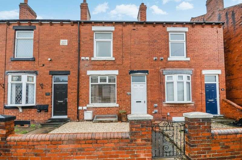 2 Bedrooms Terraced House for sale in 352 Leeds Road, Wakefield, WF1 2JA