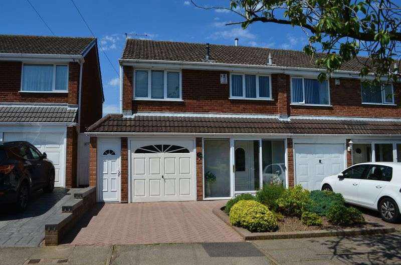 3 Bedrooms Terraced House for sale in Kitwell Lane, Bartley Green