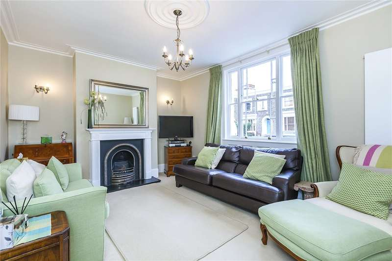 3 Bedrooms Semi Detached House for sale in Guildford Grove, London, SE10