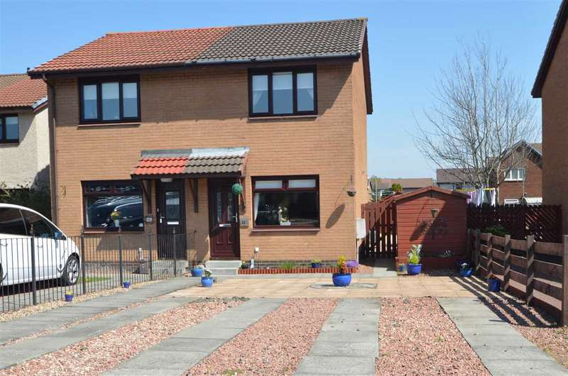2 Bedrooms Semi Detached House for sale in Sherry Ave, Holytown