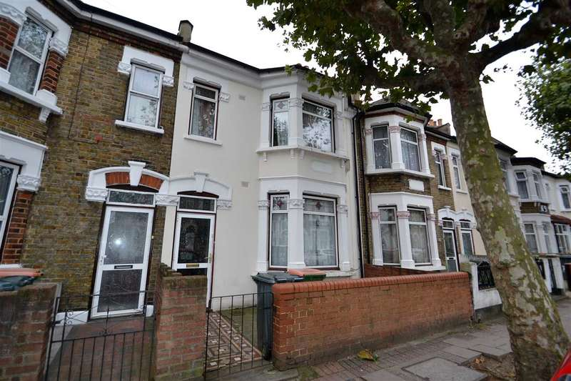 3 Bedrooms Terraced House for sale in Harold Road, Upton Park, London