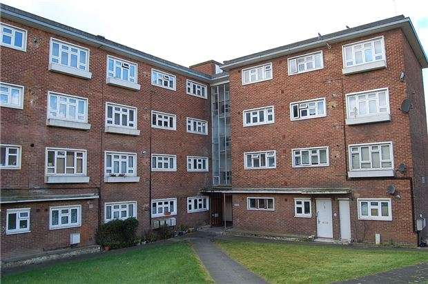 2 Bedrooms Flat for sale in Mead Court, Buck Lane, LONDON, NW9 0XN