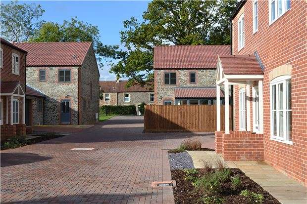 4 Bedrooms Detached House for sale in The Acorns North Road, Yate, BRISTOL, BS37 7LL