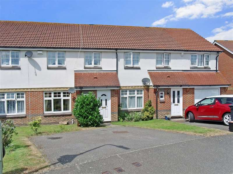 3 Bedrooms Terraced House for sale in Gordon Close, Ashford, Kent