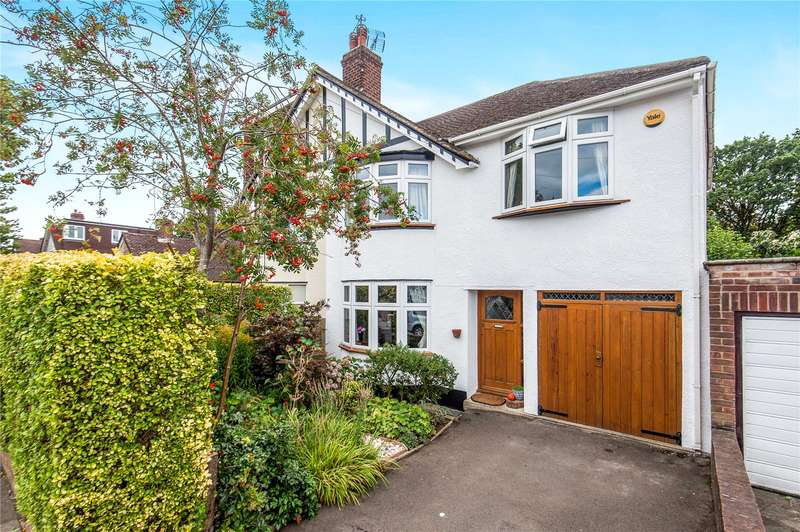4 Bedrooms Semi Detached House for sale in Ellerman Avenue, Whitton, Twickenham, TW2