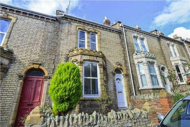 4 Bedrooms Terraced House for sale in Avondale Road, BA1 3EG