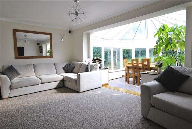 2 Bedrooms Detached Bungalow for sale in Bishops Walk, BEXHILL-ON-SEA, East Sussex, TN40 2SP