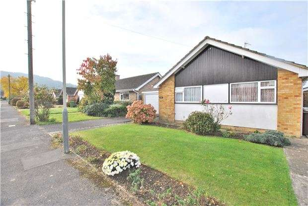 3 Bedrooms Detached Bungalow for sale in Southfield Close, CHELTENHAM, Gloucestershire, GL53 9LE