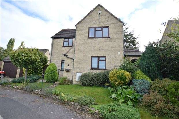 3 Bedrooms Detached House for sale in East Gable, Woodmancote, Cheltenham, Glos, GL52 9UB