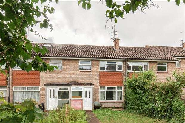 3 Bedrooms Terraced House for sale in Weedon Close, St Werburgh's, Bristol, BS2 9XE