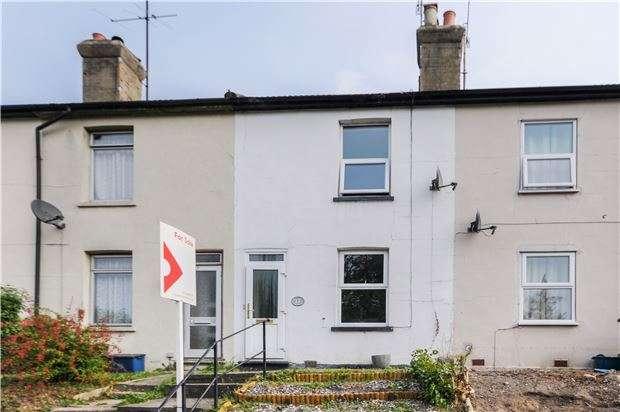2 Bedrooms Terraced House for sale in Godstone Road, KENLEY, Surrey, CR8 5BL