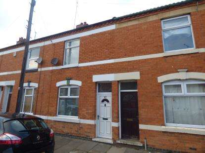 3 Bedrooms Terraced House for sale in Sharman Road, St James, Northampton, Northamptonshire
