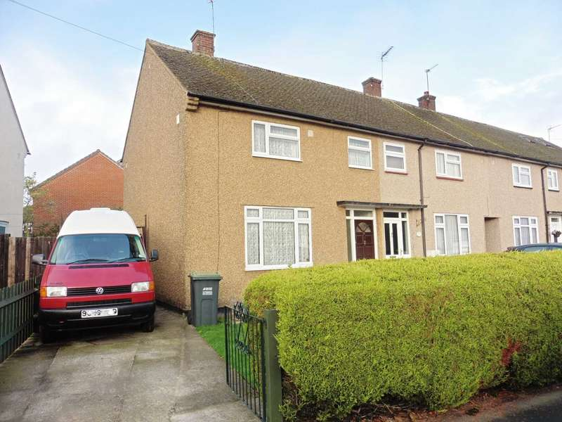 2 Bedrooms End Of Terrace House for sale in Muirfield Road, South Oxhey