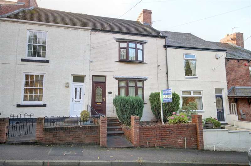 2 Bedrooms Terraced House for sale in Fairfalls Terrace, New Brancepeth, Durham, DH7