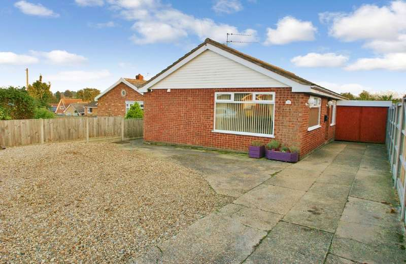 3 Bedrooms Detached Bungalow for sale in Sydney Road, Norwich