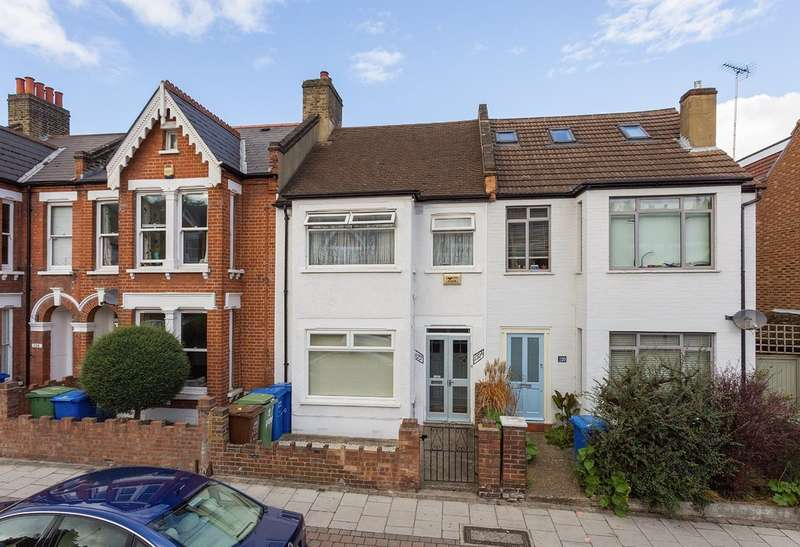 3 Bedrooms Flat for sale in Dunstans Road, London