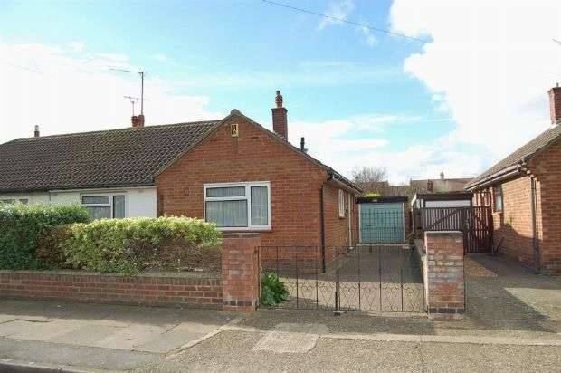 2 Bedrooms Semi Detached House for sale in Collingdale Road, The Headlands, Northampton NN3 2TS