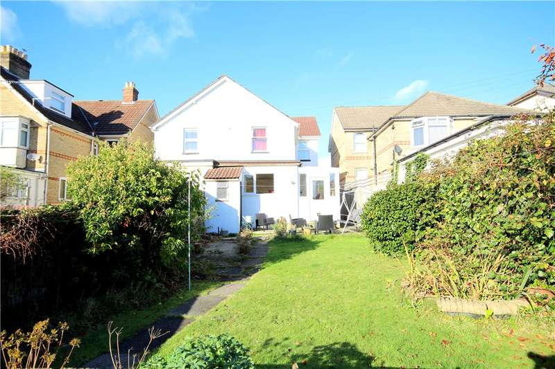 3 Bedrooms Semi Detached House for sale in Bournemouth Road, Lower Parkstone, Poole, Dorset, BH14