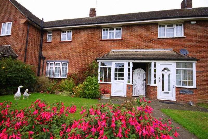3 Bedrooms Terraced House for sale in Beech Hill Gardens, Waltham Abbey, EN9