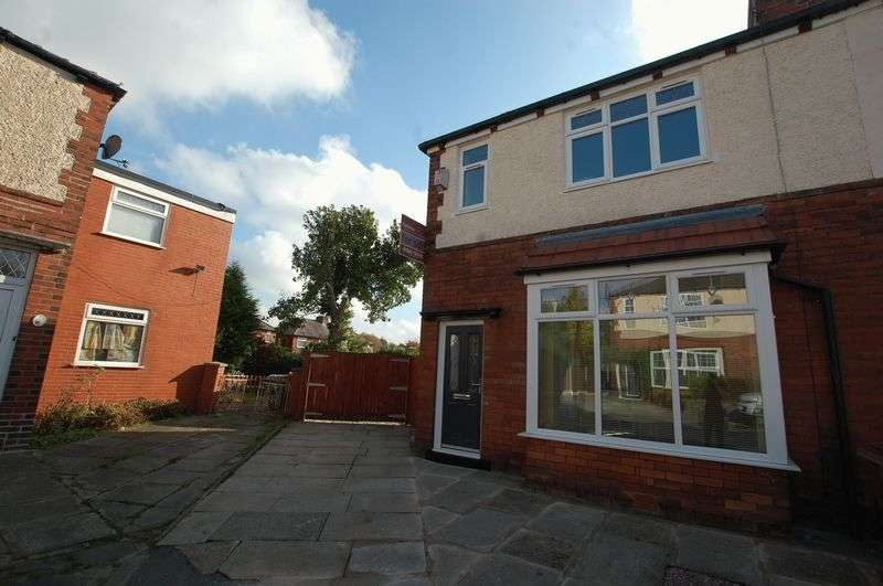 3 Bedrooms Semi Detached House for sale in Kingston Avenue, Bolton