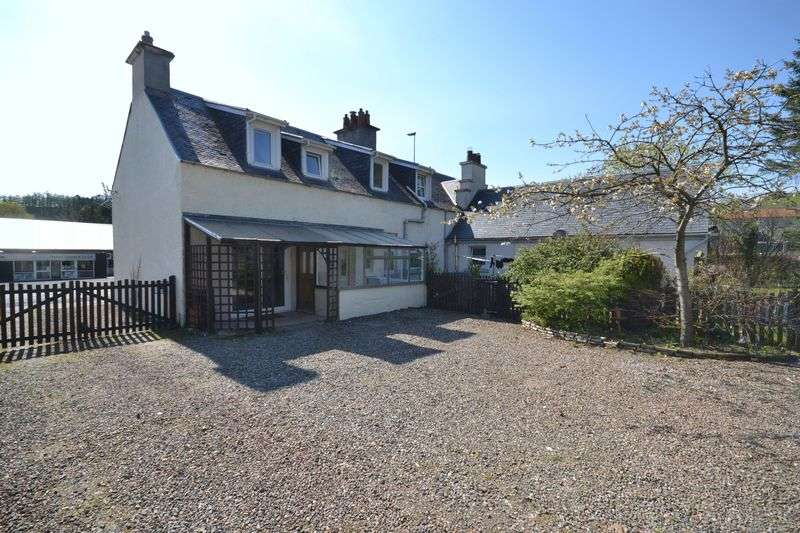 2 Bedrooms House for sale in Lea Rig, 151 Galashiels Road, Stow, TD1 2RE