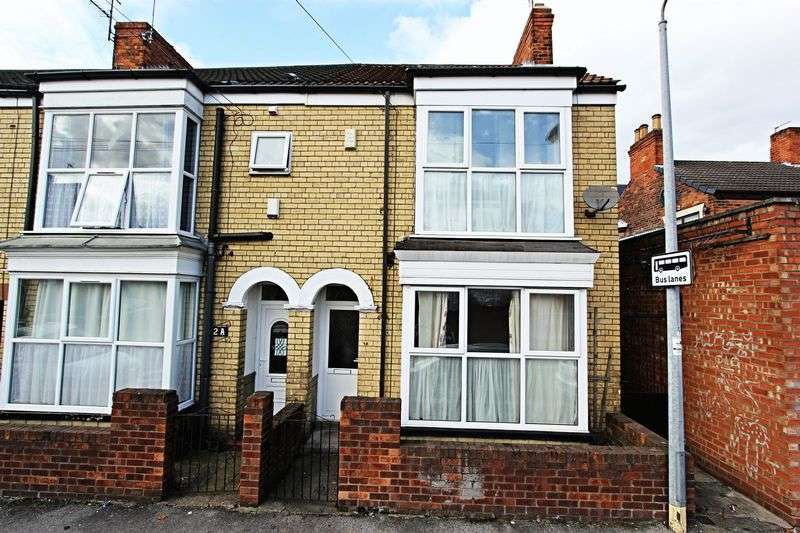 2 Bedrooms Terraced House for sale in Grafton Street, Hull
