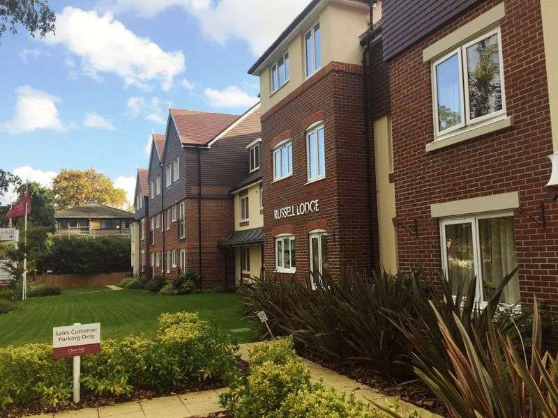 1 Bedroom Retirement Property for sale in Fleet, Russell Lodge
