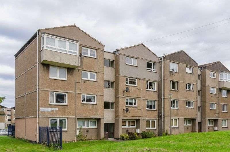 2 Bedrooms Flat for sale in 91/8 Stenhouse Street West, Stenhouse, Edinburgh, EH11 3NA