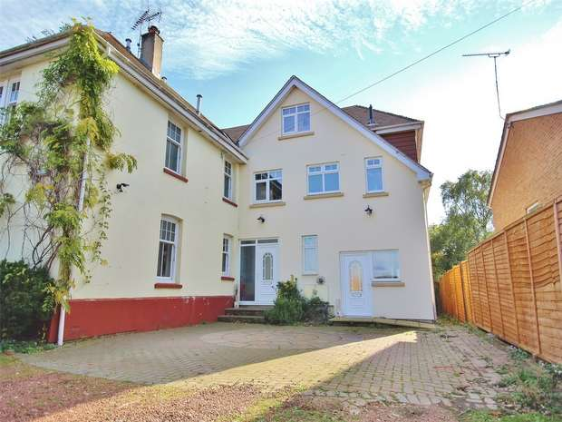 3 Bedrooms End Of Terrace House for sale in Poole Road, Upton, POOLE, Dorset