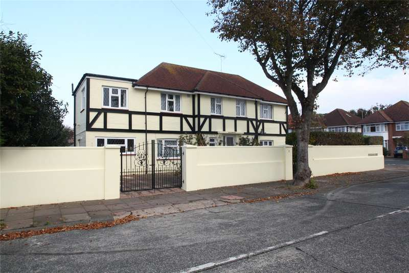 4 Bedrooms Detached House for sale in Hailsham Road, West Worthing, West Sussex, BN11