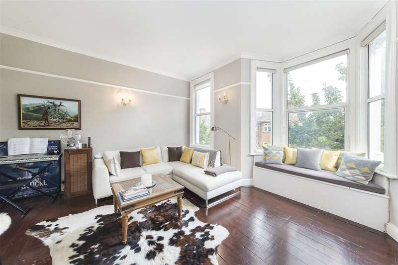 3 Bedrooms Maisonette Flat for sale in Brewster Gardens, North Kensington, London, W10