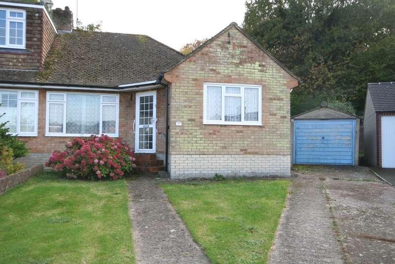 2 Bedrooms Semi Detached Bungalow for sale in Billingshurst