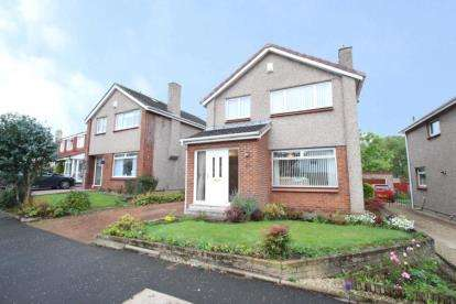 3 Bedrooms Detached House for sale in Chatelherault Crescent, Hamilton