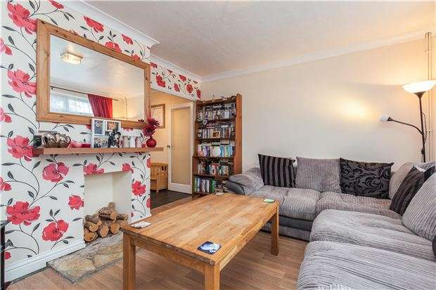 2 Bedrooms Terraced House for sale in Arnall Drive, BRISTOL, BS10 7AP